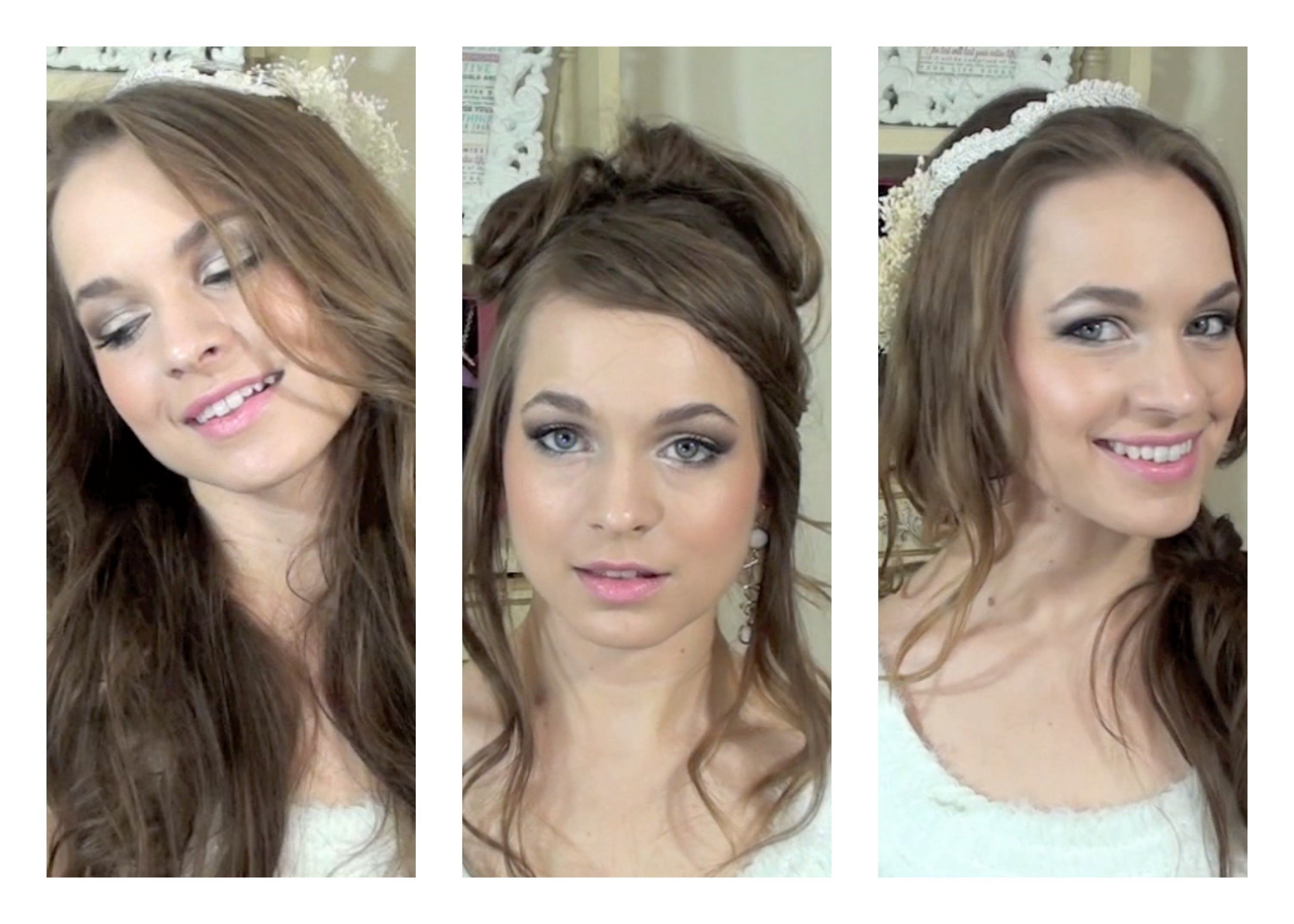 3 fairy / angel / tinkerbell hairstyles for halloween