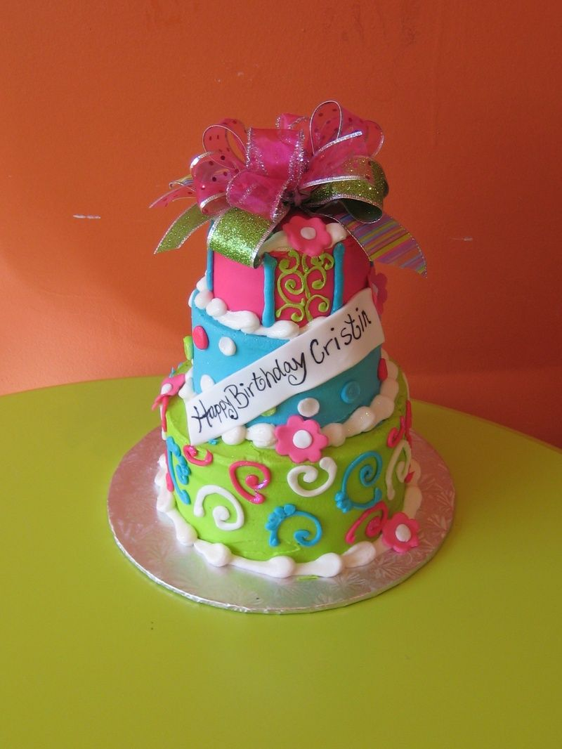 Walmart Birthday Cakes For Girls