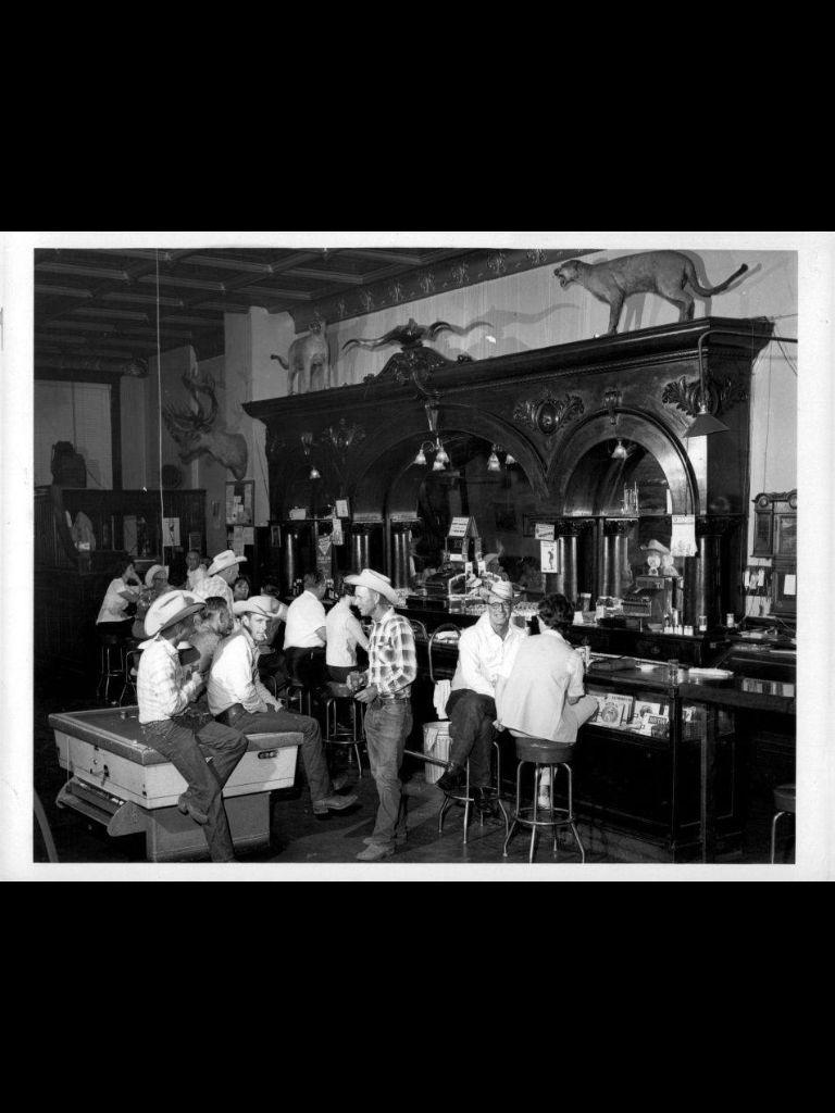 Palace bar in the 60s prescott arizona yavapai county