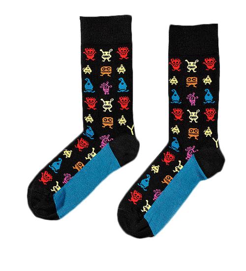 AH! Monsters Socks