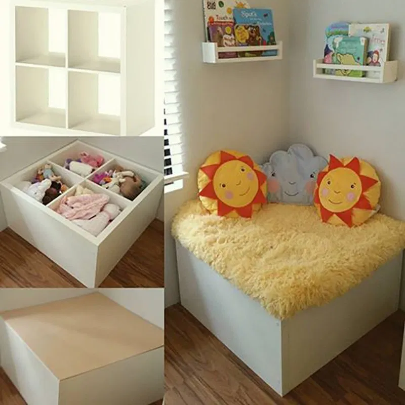 Photo of Toy Storage IKEA Hacks the Kids Will Want To Use – The Cottage Market