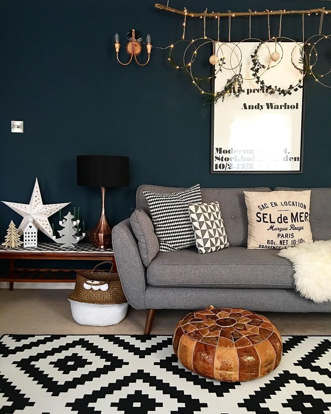 Modern living room design ideas. With 21 different living room ideas you  will be inspire… | Blue living room, Living room paint color inspiration,  Living room color