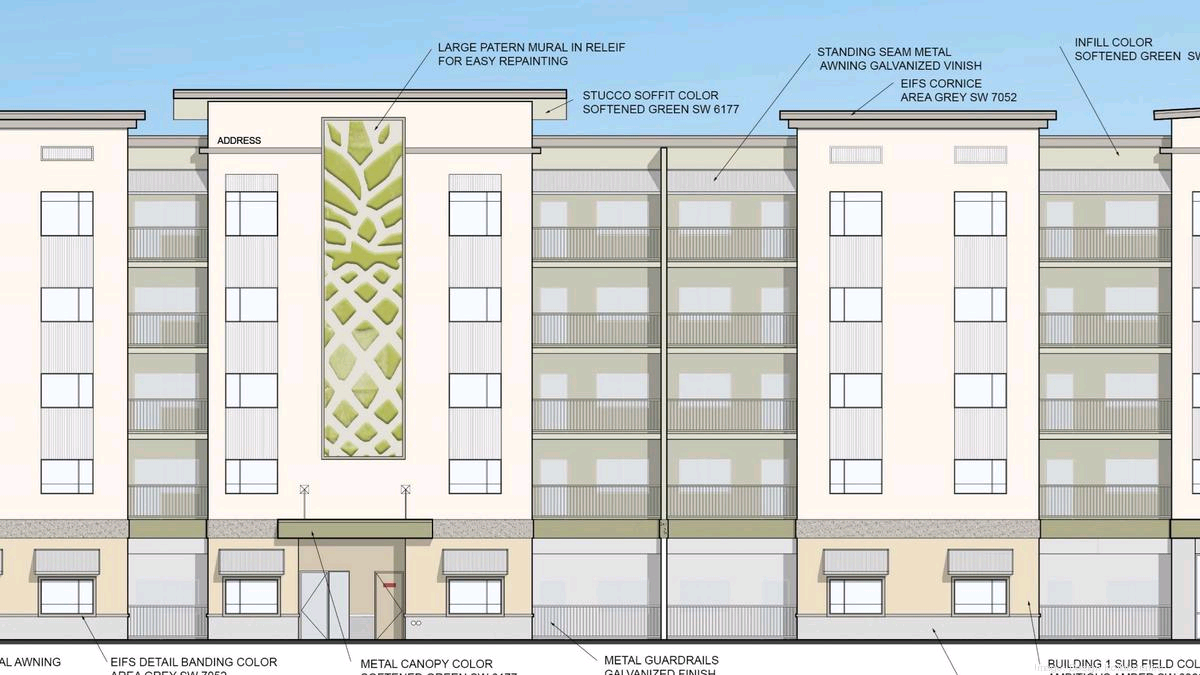 Shiff Construction Proposes Apartments In Pompano Beach South Florida Business Journal In 2020 Pompano Beach Multifamily Property Management Pompano