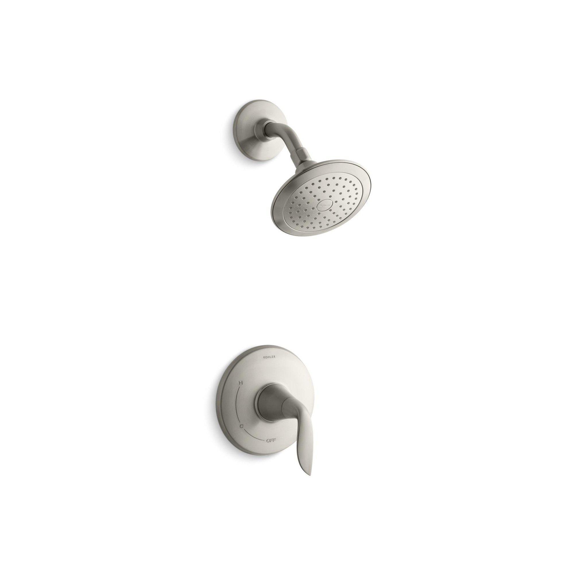 Kohler Elliston Single Handle 1 Spray Tub And Shower Faucet With