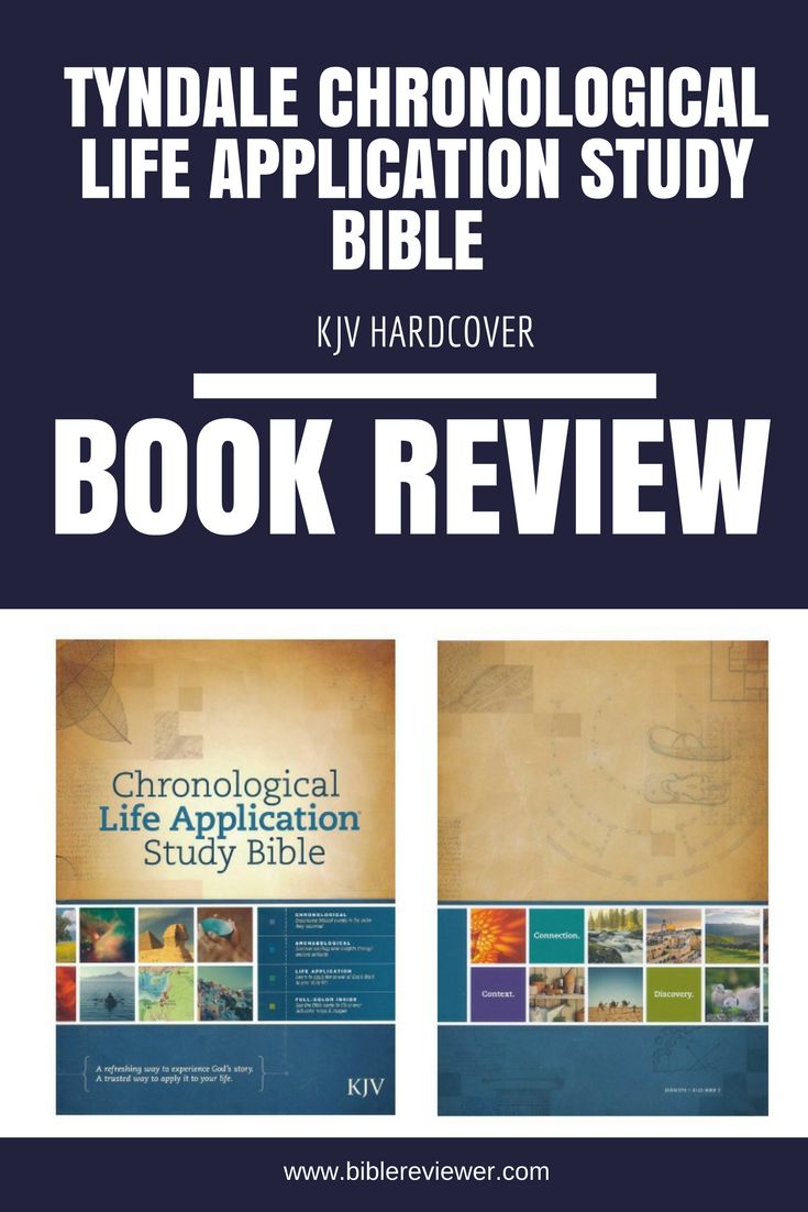 Tyndale Chronological Life Application Study Bible Kjv Review The Bible Is The Story Of God S Inter Life Application Study Bible Life Application Bible Study
