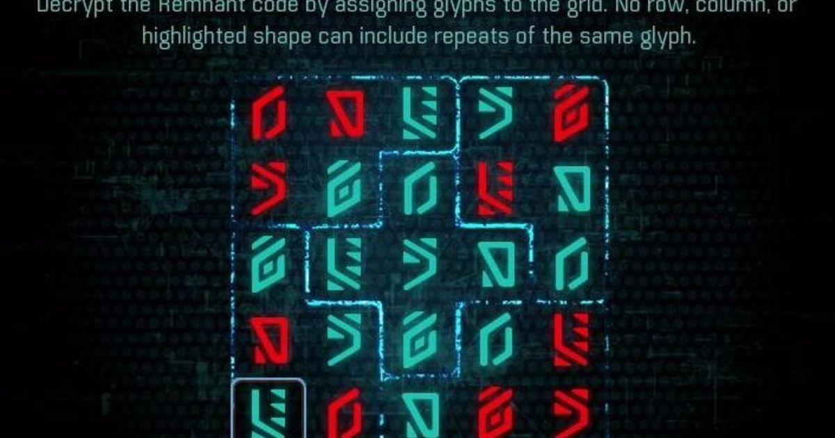 23++ Andromeda glyphs ideas