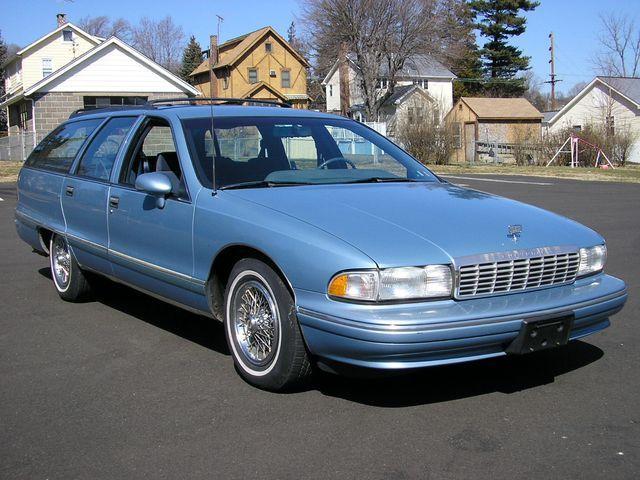 1993 Chevrolet Caprice Wagon