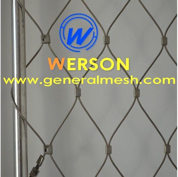 Hebei Général Toiles Métalliques Produit SARL Offre WEBNET filet ...