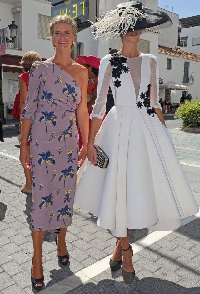 vestido blanco | Moda | Pinterest | Vestidos blancos, Blanco y Boda