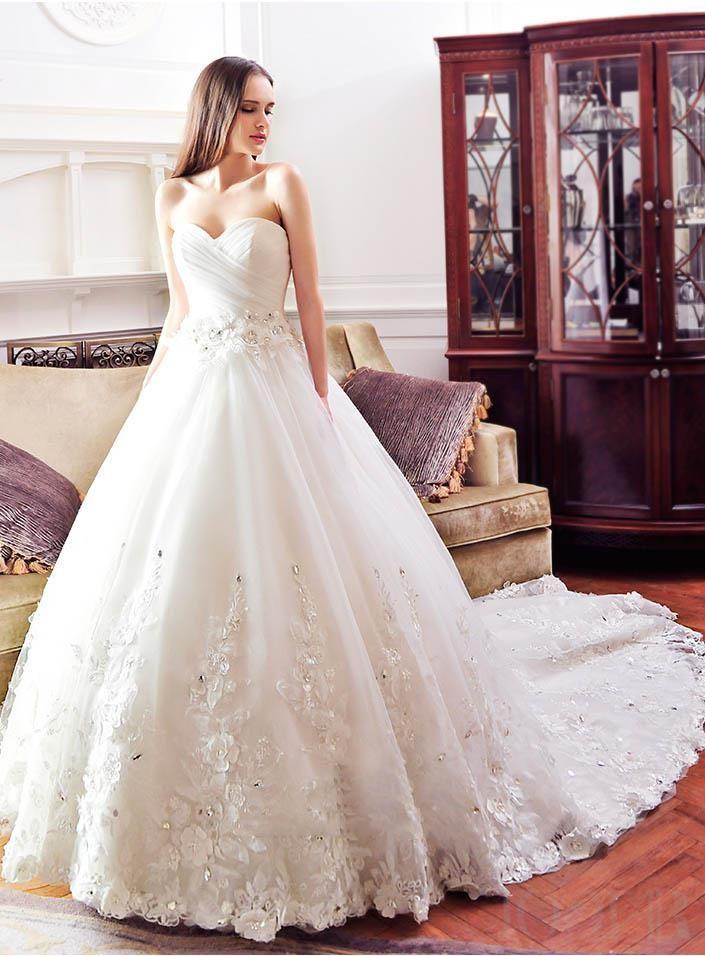 مثيرة الكرة بثوب الحبيب يزين الديكور Lacec المتابعة فستان الزفاف صفقة فساتين زفاف٢٠١٥