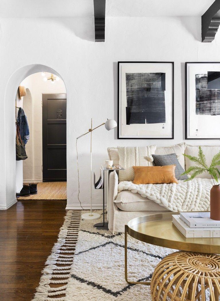 65 beautiful modern black white living room inspired on beautiful modern black white living room inspired id=41270