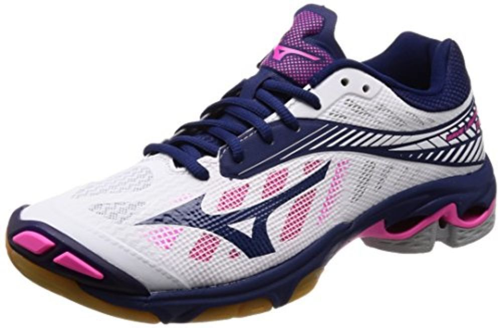mizuno volleyball shoes wave lightning z5 usado 2019