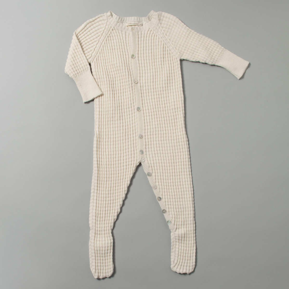 fef5fd05f5828 Luxurious Organic Infant and Baby Clothing  onesies   Thermal Stitch Onesie
