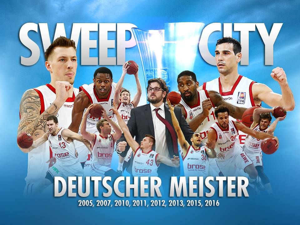 Deutsche Basketball Meister