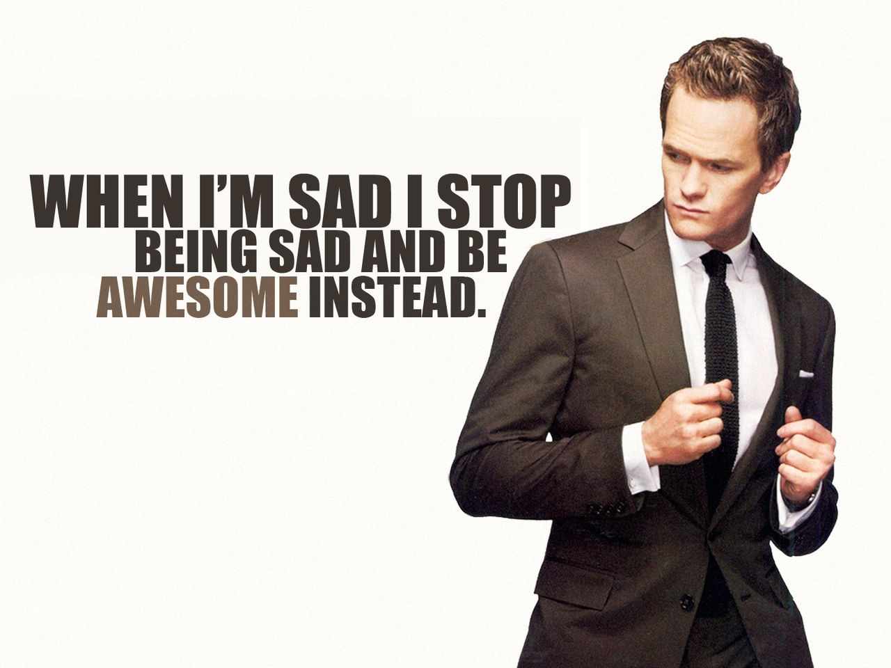 Halloween Costume Request: barney stinson and get into character