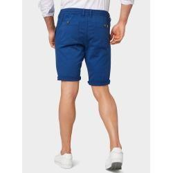 Photo of Tom Tailor Men's Josh Bermuda Shorts, blue, solid color, size 29 Tom TailorTom Tailor