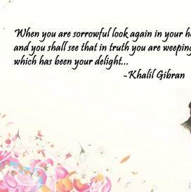 Birthday Quotes Khalil Gibran 1 272x273 Flowers Pinterest