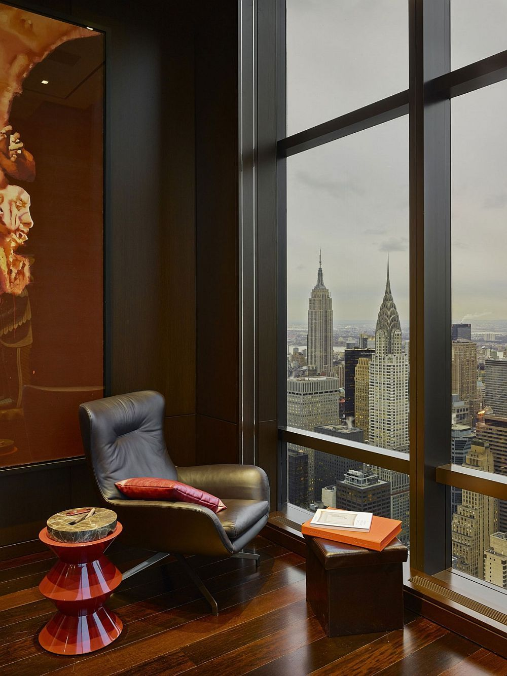 Luxury Penthouse in NYC by ODA Architects. Nyc penthouse