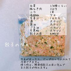 タネ 餃子