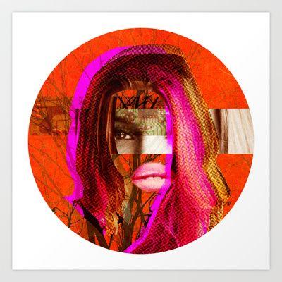 A dream for a lifetime · Mandaly · The Demon Dreams · Crop Circle Art Print by Marko Köppe - $19.99