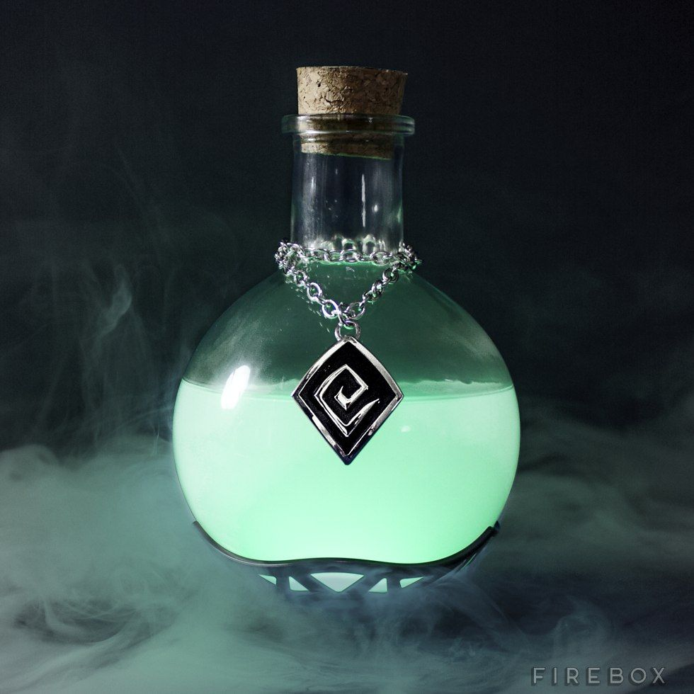 Magic Potion Lamp At Firebox Com Potions Potion Bottle Lighting Gifts