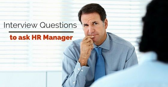Questions to #ask when #hiring a #HR Manager Interviews Pinterest