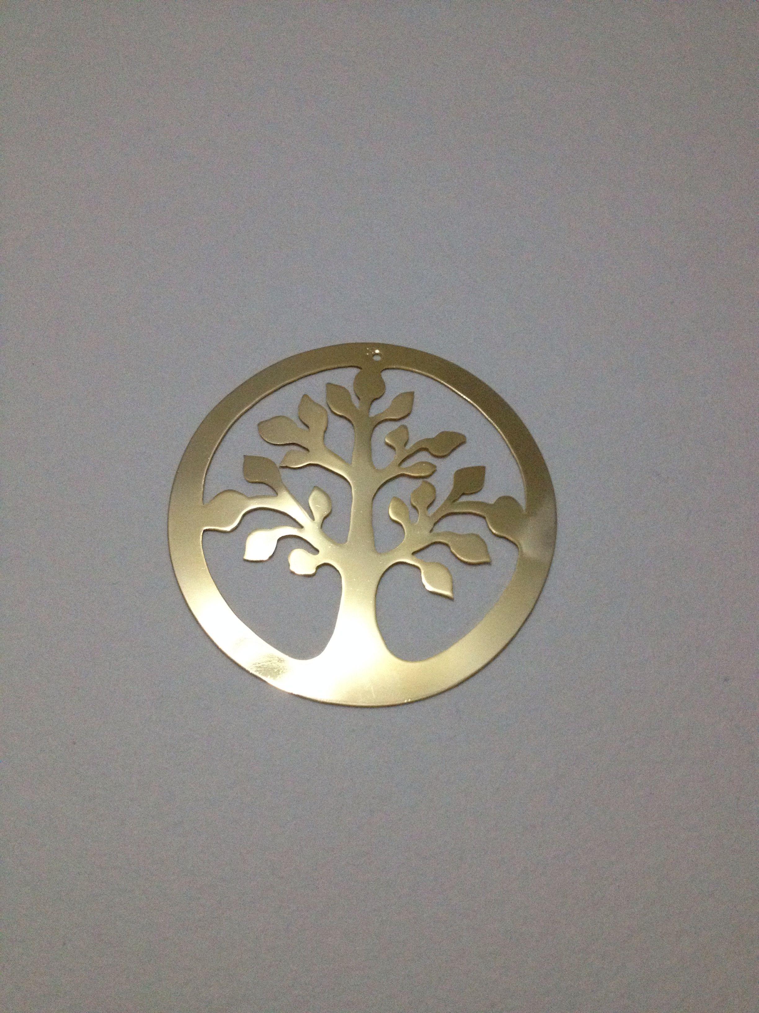 Dije calado de bronce con ba o de oro de 24k joyeria for Banos electroliticos para joyeria