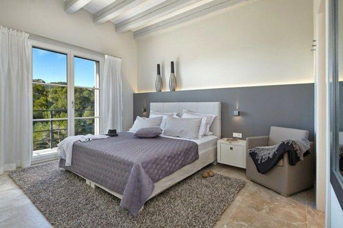 40 Beispiele, wie Sie Schlafzimmer nach Feng Shui dekorieren in 2018 ...