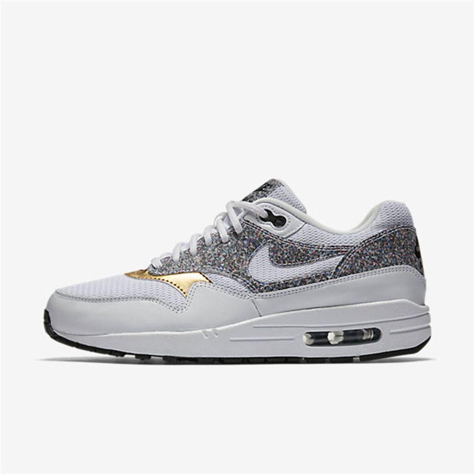 Nike Air Max 1 SE (White / Black / White / White)