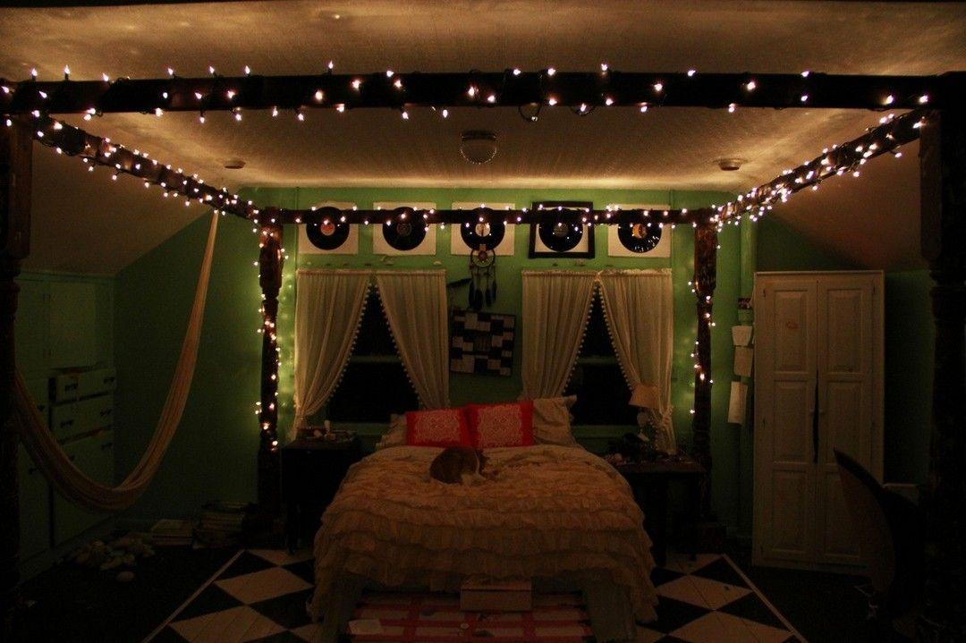 Calmly Tumblr Lamp Decoration Ideas 00031 Hipster Bedroom