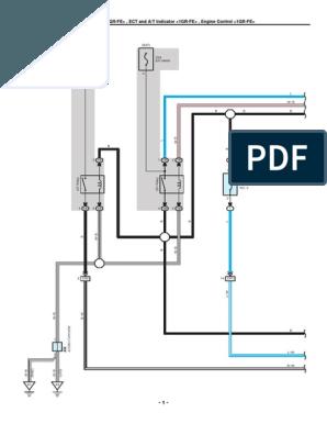 Wiring Diagram Ecu 2kd Ftv Throttle Systems Engineering Systems Engineering Ecu Crankshaft Position Sensor