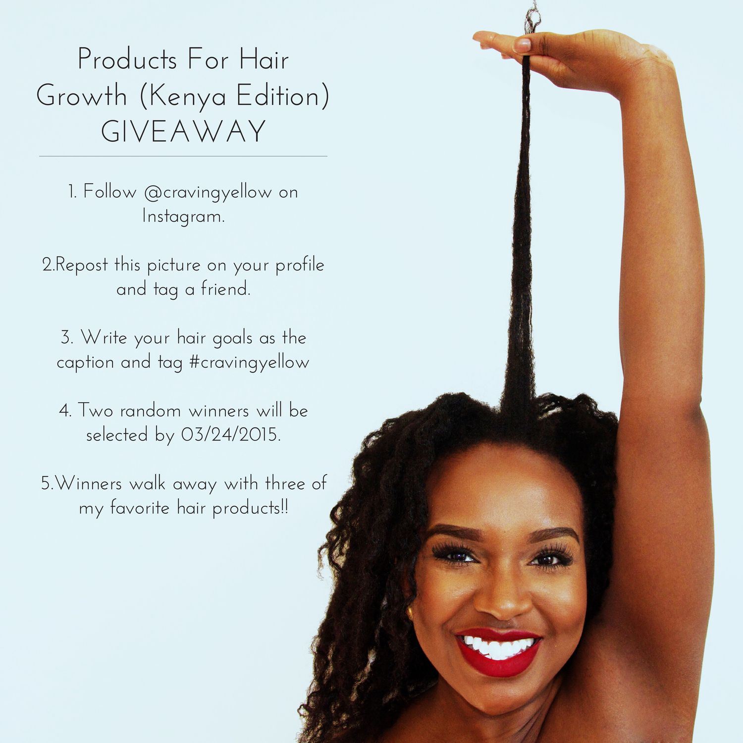 The Best/MustHave Products For Naturals In Kenya
