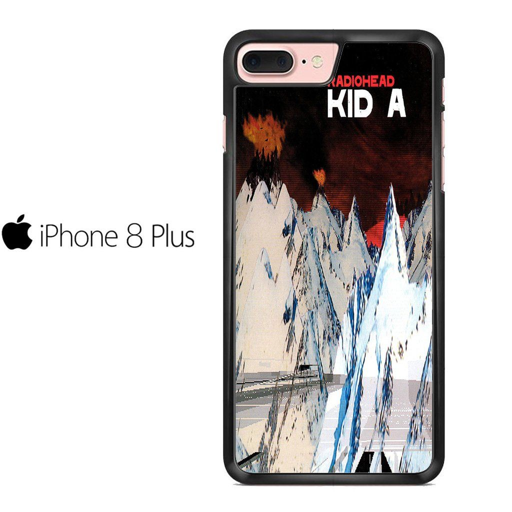 Radiohead Kid A For Iphone 8 Plus Case