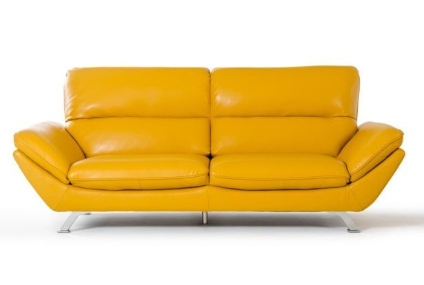 Living Room Best Sofa And Loveseat Reviews Modern Yellow Leather