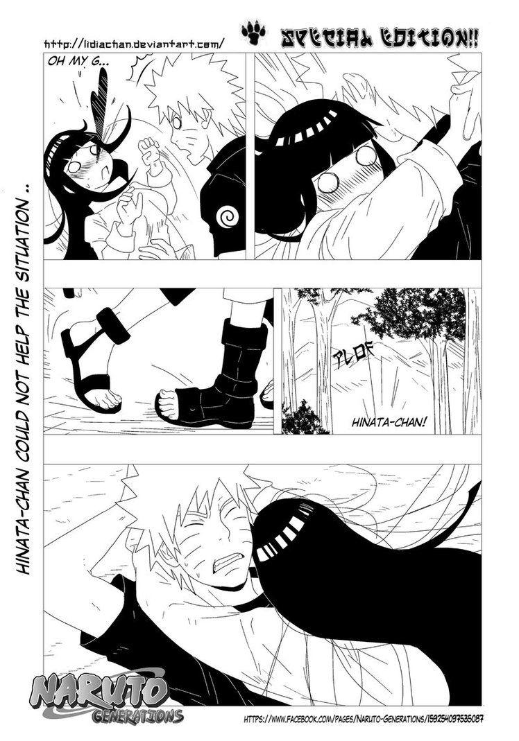 NaruHina Fan Fiction Love Hinata | Creative Commons