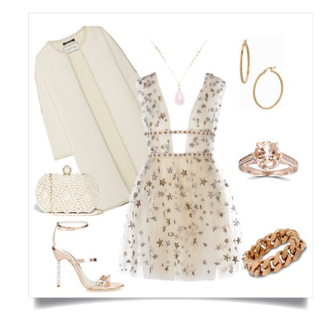 """""""Untitled #90"""" by xxchicfashionxx on Polyvore featuring By Malene Birger, Bony Levy, STELLA McCARTNEY, White House Black Market, Sophia Webster and GUESS by Marciano"""