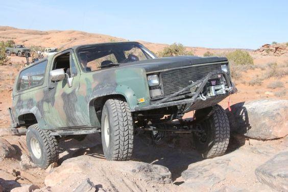 Ex Military Truck 1942 Chevrolet Blitz C15a 4x4 Full