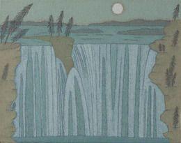 The Fall of Niagara, 2013, by John Dilg