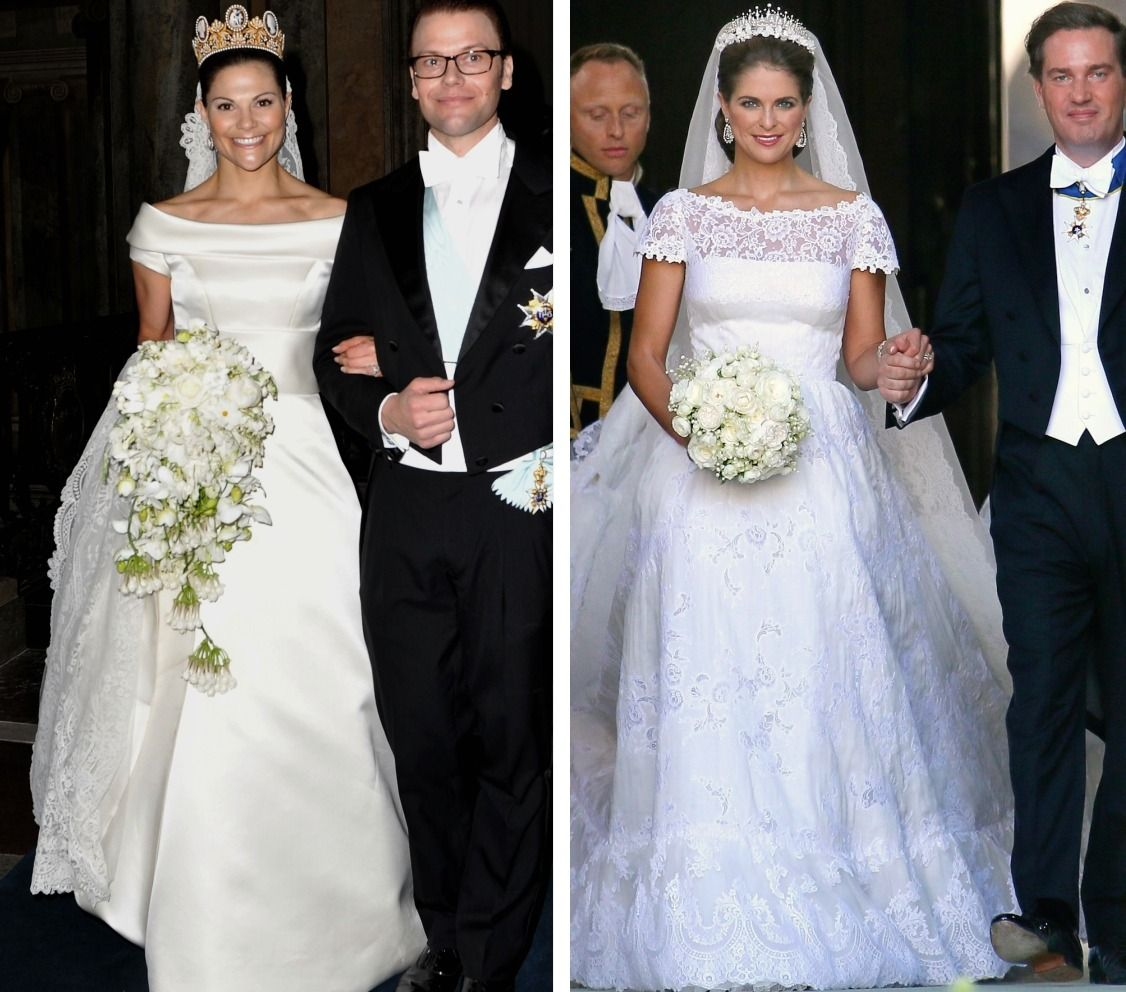 Royal Roaster Wedding Gowns And Bouquets: Swedish Royal Wedding Dresses At Websimilar.org