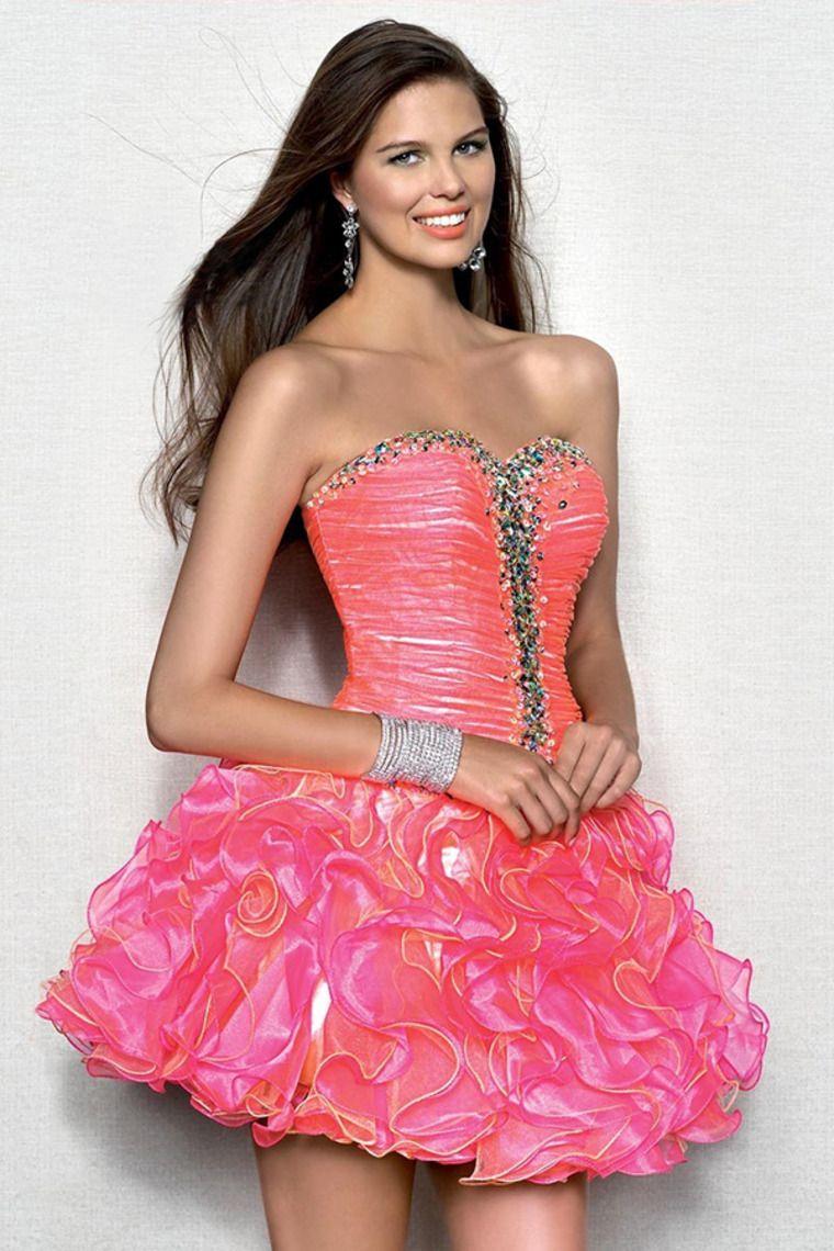 Dorable Boda Vestidos Huésped Del Partido Ornamento - Colección de ...