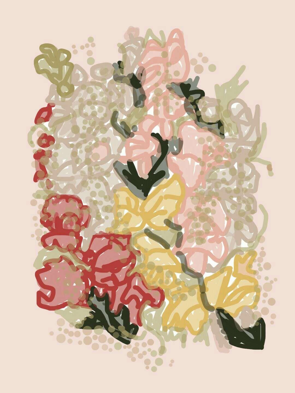 spring flowers\