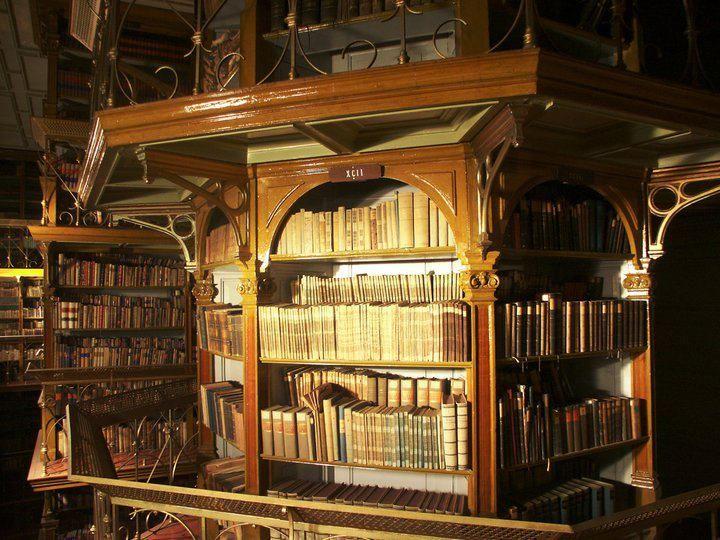 Nitra library, Slovakia