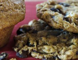 The Heart-Healthiest Chocolate Chip Cookies in the World