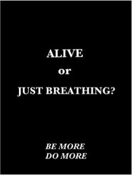 Aliveness!