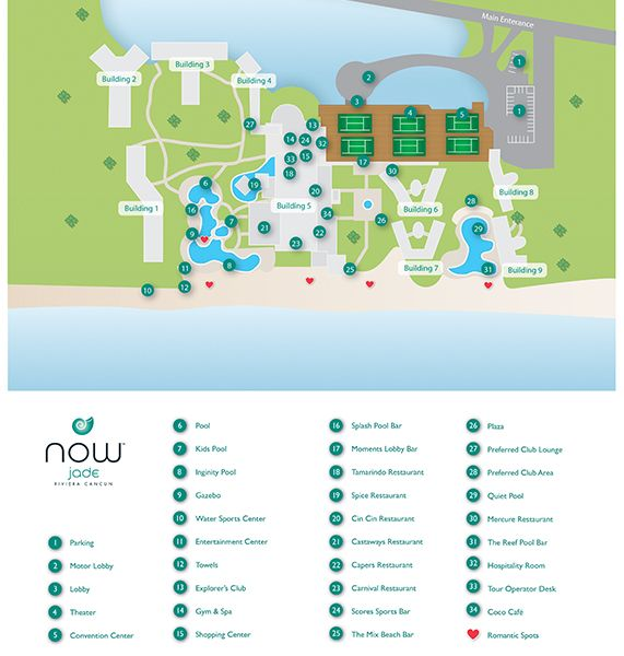 Now Jade Resort Map Unlimited Vacation Club Resort Maps
