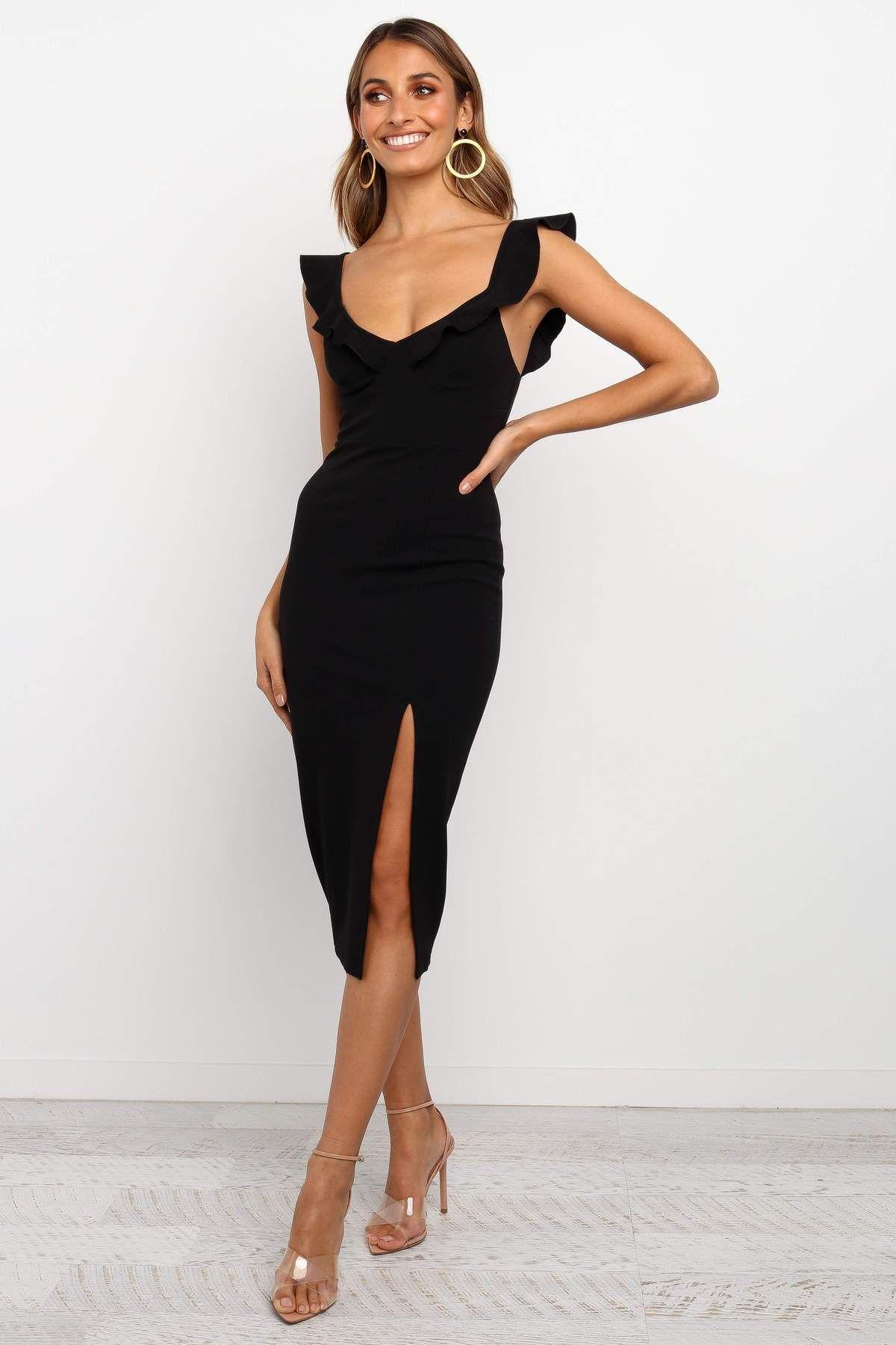 Stellar Dress - Black