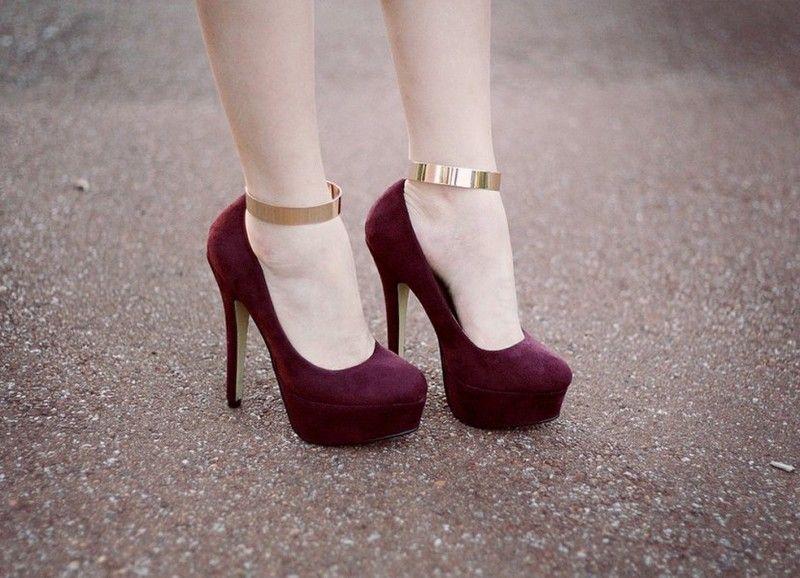 1e3f52402 ankle cuffs calçados femininos. ankle cuffs calçados femininos Sapatos  Lindos ...