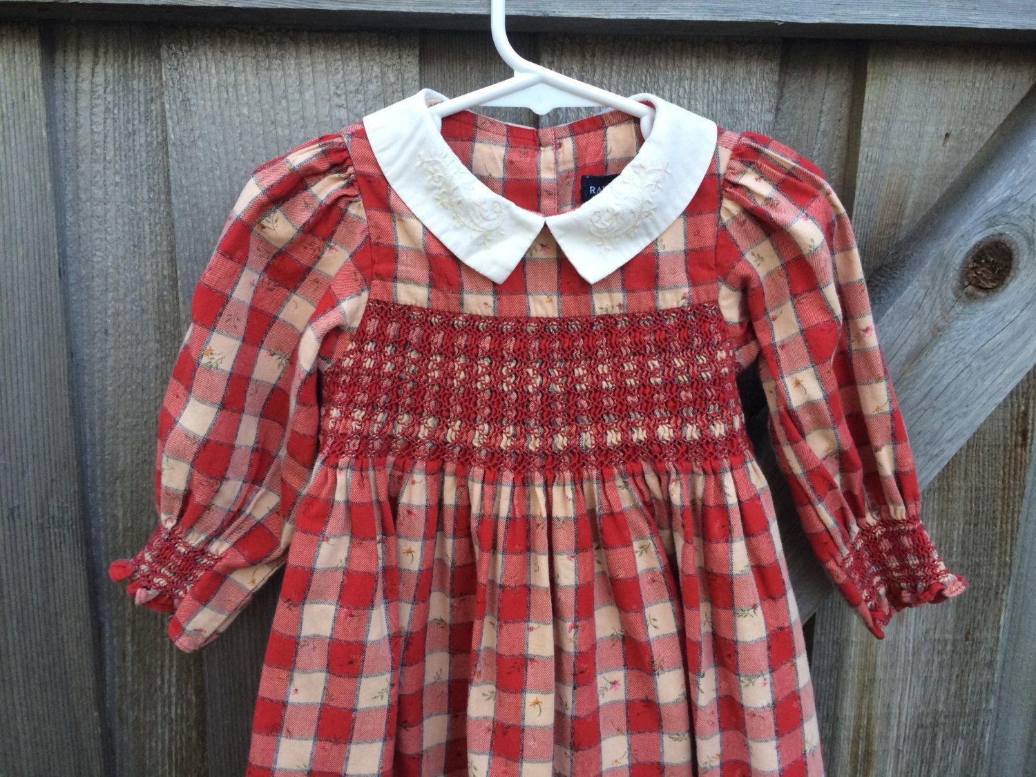Flannel dress for women  s Flannel Dress  Months by lishyloo on Etsy  lishyloo