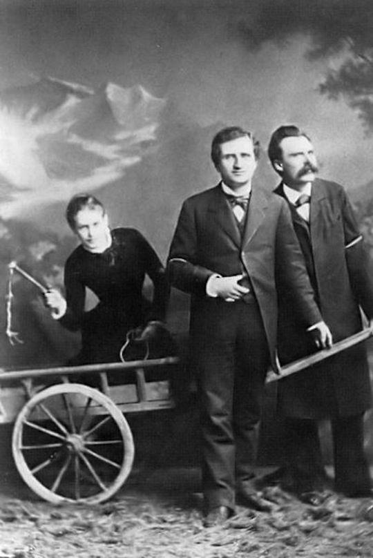 Le Petit Monsieur Cocosse Literatur Friedrich Nietzsche Autoren