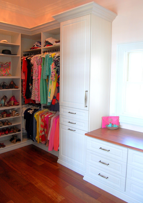 Chic Walk In Dressing Room Organization Storage Solutions Creative Closets Storage Solutions